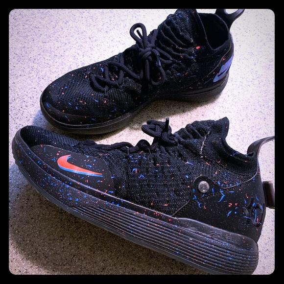 Nike Shoes | Kd 11 Confetti Used Size 9